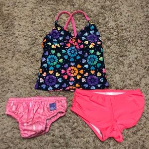 🌈4/$20 swim suit set